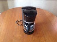 Cookworks Filter Coffee Maker.