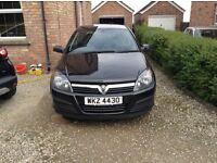 Vauxhall Astra 1.7 cdti 2007