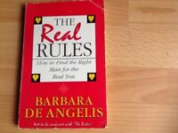 The Rules by Barbara De Angelis