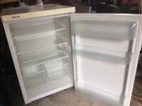 Quality Miel Larder Fridge (and free Panasonic Mirowave oven)