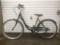 LADIES HYBRID BIKE FOR SALE-GOOD CONDITION-FREE DELIVERY