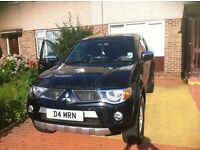 Mitsubishi L200 , 2008, very good condition
