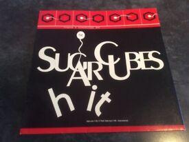 "Sugarcubes- Hit - 12"" Single 1991"