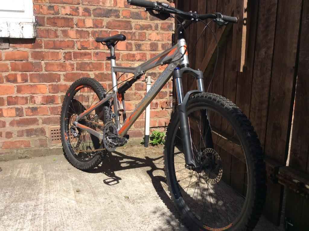 Rock Rider Rr 9 1 Downhill Full Suspension Not Cube Specialized