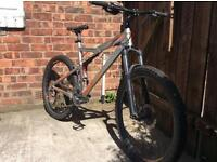 Rock rider RR 9.1 downhill full suspension not cube specialized fox 26 29 27.5 mountain bike pedal