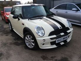 2004 Mini One 1.6 Excellent Order FSH & MOT only £2250