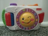 Fisher Price Laugh & Learning Camera