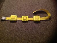 Weight belt with 8kg of weights in very good condition