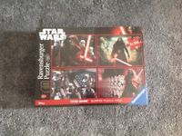 star wars bumper puzzle pack