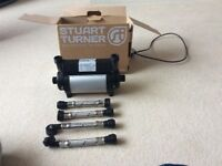 Stuart Turner 2.0 bar Twin shower Pump