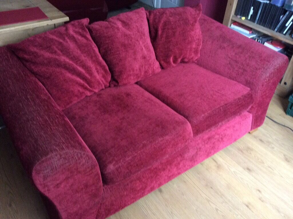 Red 2 Seater Sofa Argos Homedesignview Co