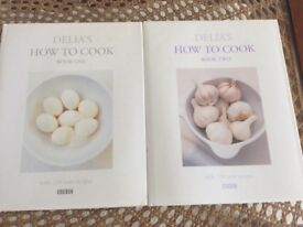 Delia Smith 'How tocook' receipe books