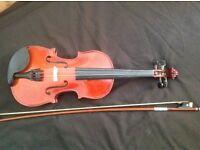 1/4 Ashton child's Violin.