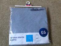 Boy's Shortie Pyjamas