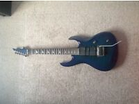Lag A200st guitar with emg hz pick ups