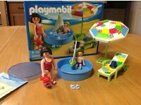 4864 Playmobil paddling pool