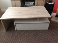 Coffee Table with Large Drawer