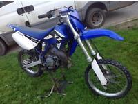Yz 85 2008 small wheel