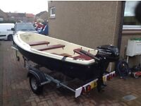 12ft fun fishing boat for sale