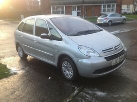 BARGAIN 2006 Picasso 1.6 Petrol Excellent Condition