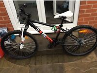 BTWIN ROCKRIDER 500 MOUNTAIN BIKE from Decathlon, Excellent condition