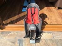 Hamax Smiley Child Bike Seat up to 22kg As New Condition