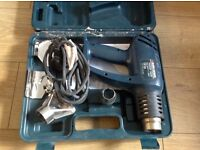 Heat Gun - Black and Decker- 2000w