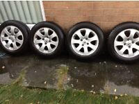 alloy wheels fitment 185/65/15