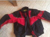 Used motorcycle jacket