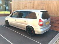 Vauxhall zafira gsi (VXR TURBO 280bhp