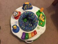 Activity centre for baby