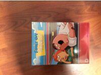 New family guy full box set, in cling film