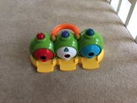 ELC Whizz world emergency centre, ELC car transporter and Vtech playtime phonics bus