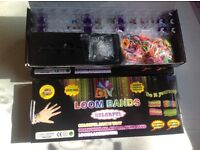 BULK JOB LOT LOOM BAND BOXED SETS