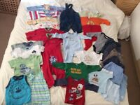 3-6mth bundle of baby boy clothes in great condition and quality