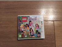 Lego Friends 3DS game
