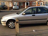 5 door hatchback Honda Civic for sale. Low price. Excellent runner