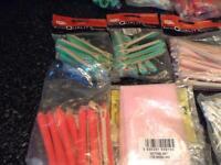 Bundle of perm rods plus extras