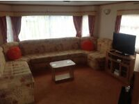 Caravan 3 Bedrooms 8 Berth to rent Sandylands Saltcoats