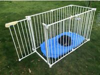 Dog playpen and puppy/small dog cage