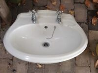 White sink good condition south lecestershire