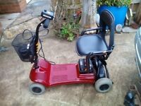 mobility scooter very light easy to lift car boot type also 3 wheel scooter