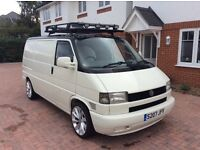 VW transporter, T4, 1.9TD, day van
