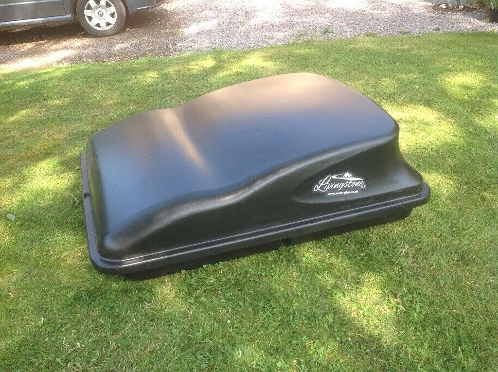 Brand New Roof Box 415 litres. All instructions and parts ...