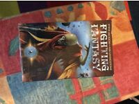 Fighting fantasy 10 book collection