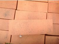 Red common engineering/facing bricks - new