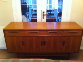 Vintage G Plan Fresco Sideboard - Very Good Condition