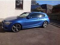 Car BMW 1-Series Msport