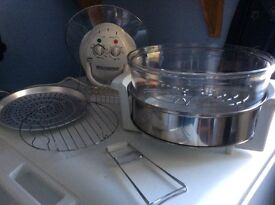 Halogen convection oven, used but good condition.