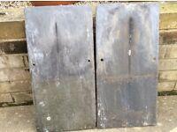 Second hand Welsh slates